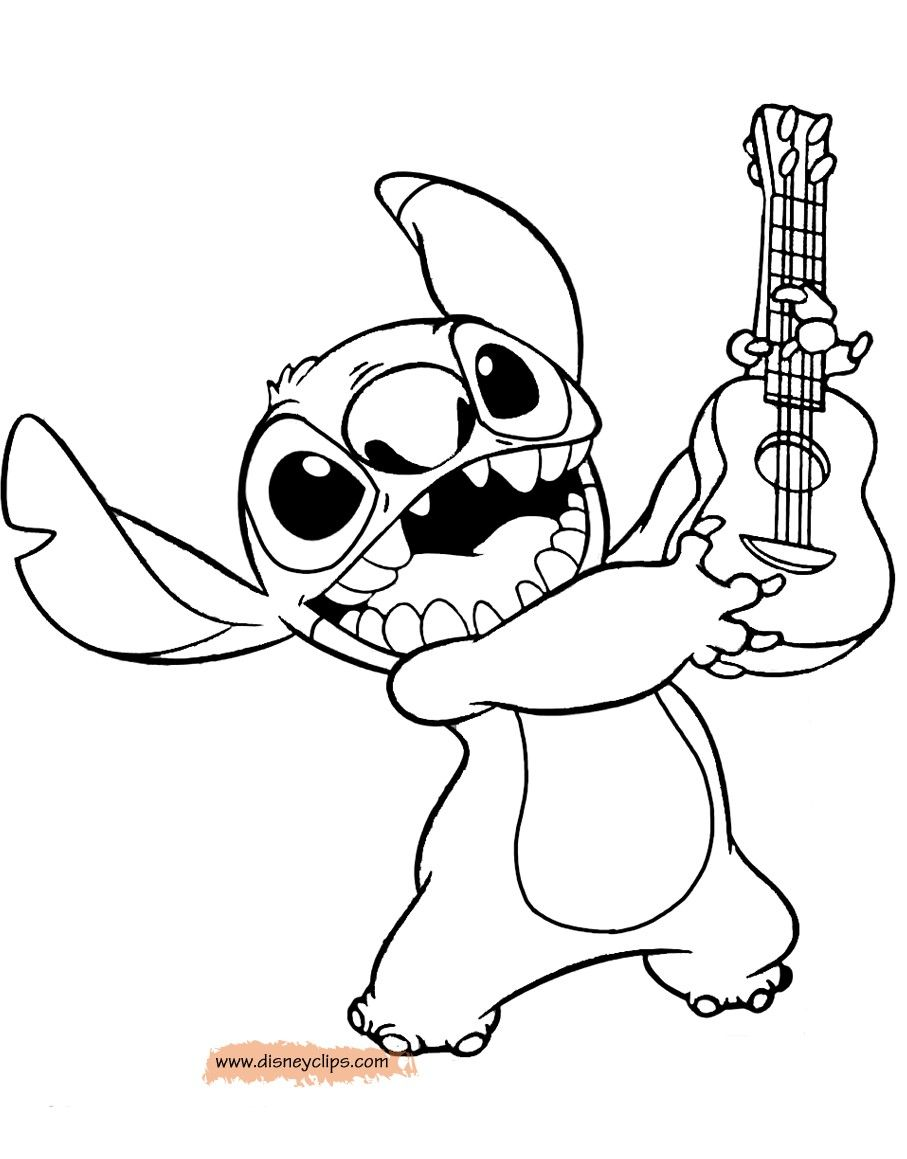 Pin By Ashley On Coloring Pages Stitch Drawing Stitch Coloring Pages Disney Coloring Pages