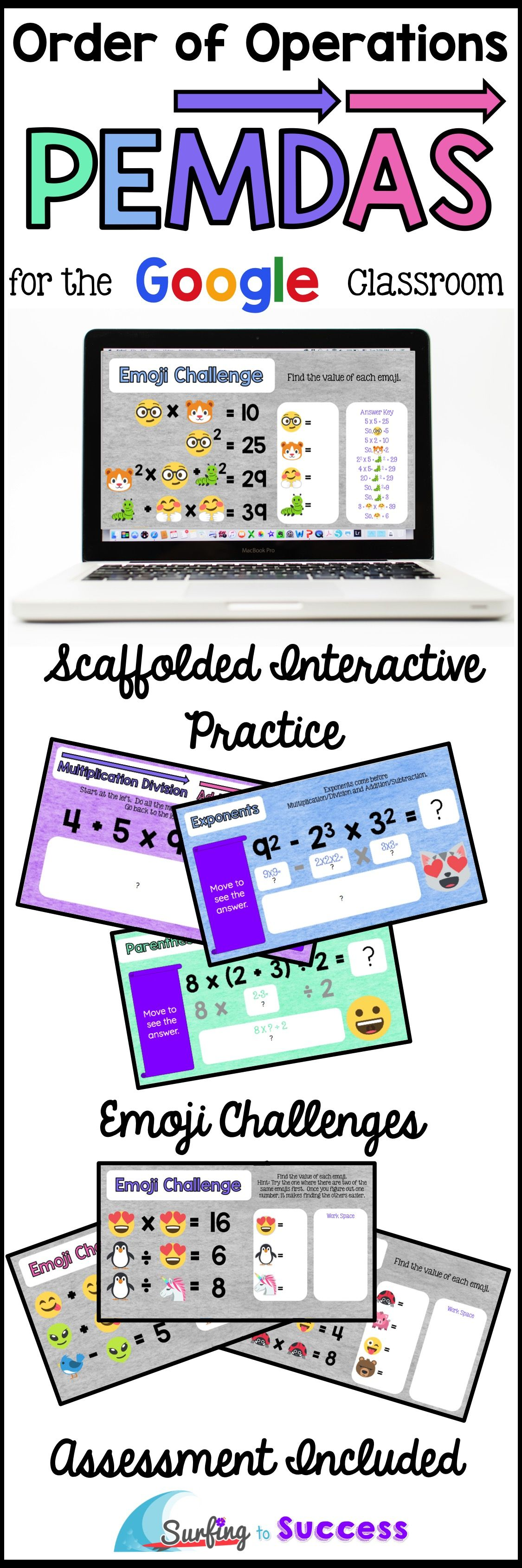 Order Of Operations Pemdas Interactive Math For The