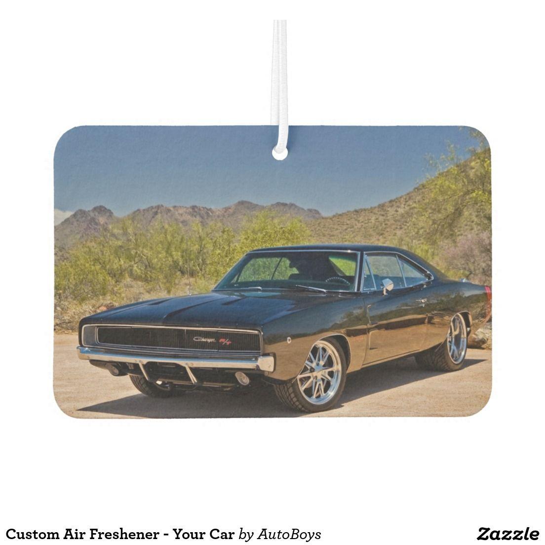 Custom Air Freshener – Add Your Car   Zazzle.com