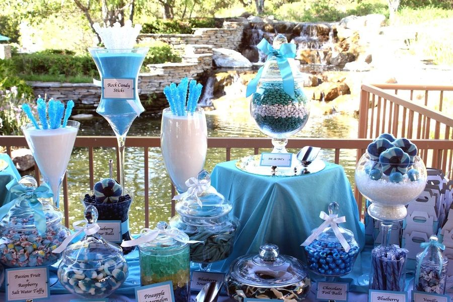 Wedding Candy Buffet Tables Are A Sweet Option Pun Intended Candy Buffet Wedding Candy Buffet Table Wedding Candy Bar Wedding
