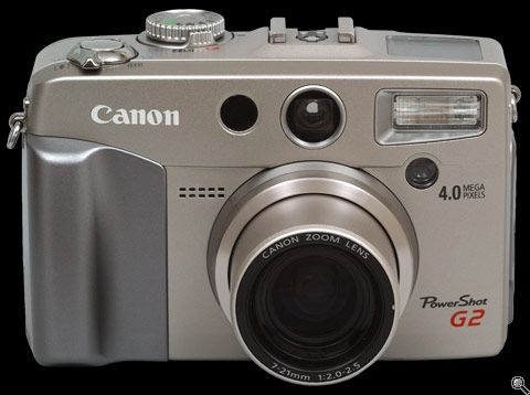 Canon Powershot G2 Review Digital Photography Review Powershot Canon Powershot Digital Camera