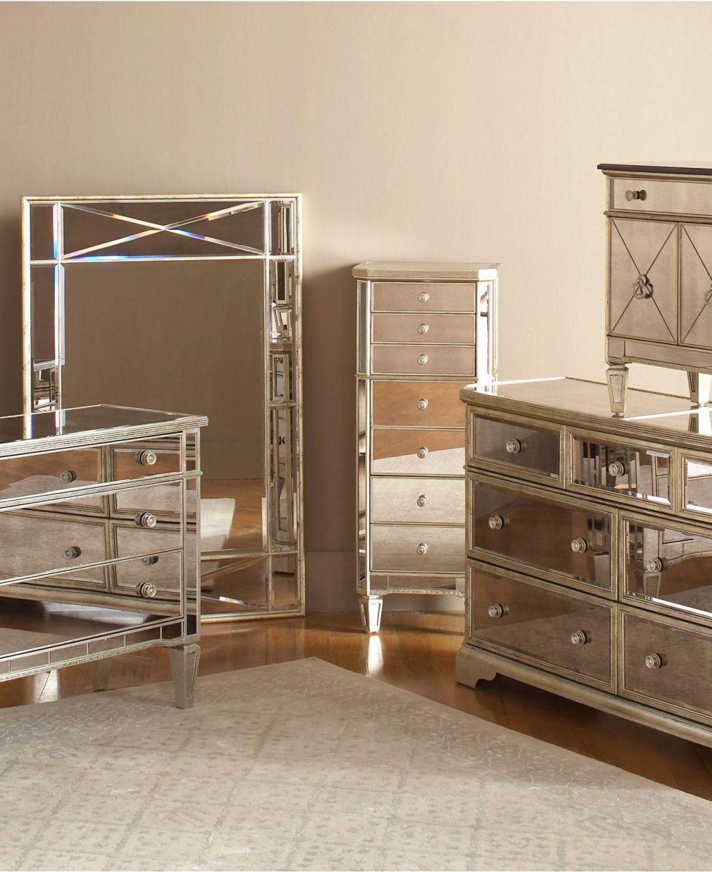 Mirrored bedroom furniture set interior bedroom design furniture