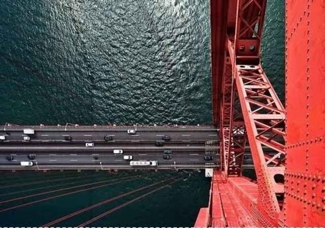 Random Inspiration 24 Puente Golden Gate Lugares Maravillosos Golgen Gate