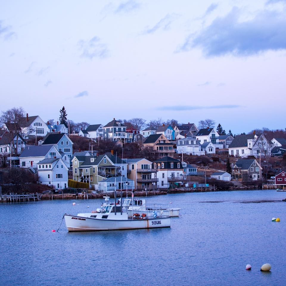 Stonington Harbor, Maine (