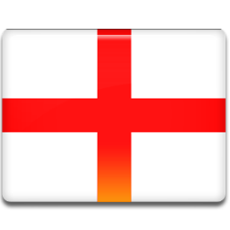 England Flag Icon Flag 3 Iconset Custom Icon Design Flag Icon Custom Icons Icon Design