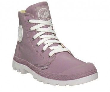 Palladium Blanc Hi Leather Boots - divine.ca - editor's picks #divinepicks #Palladium #shoes