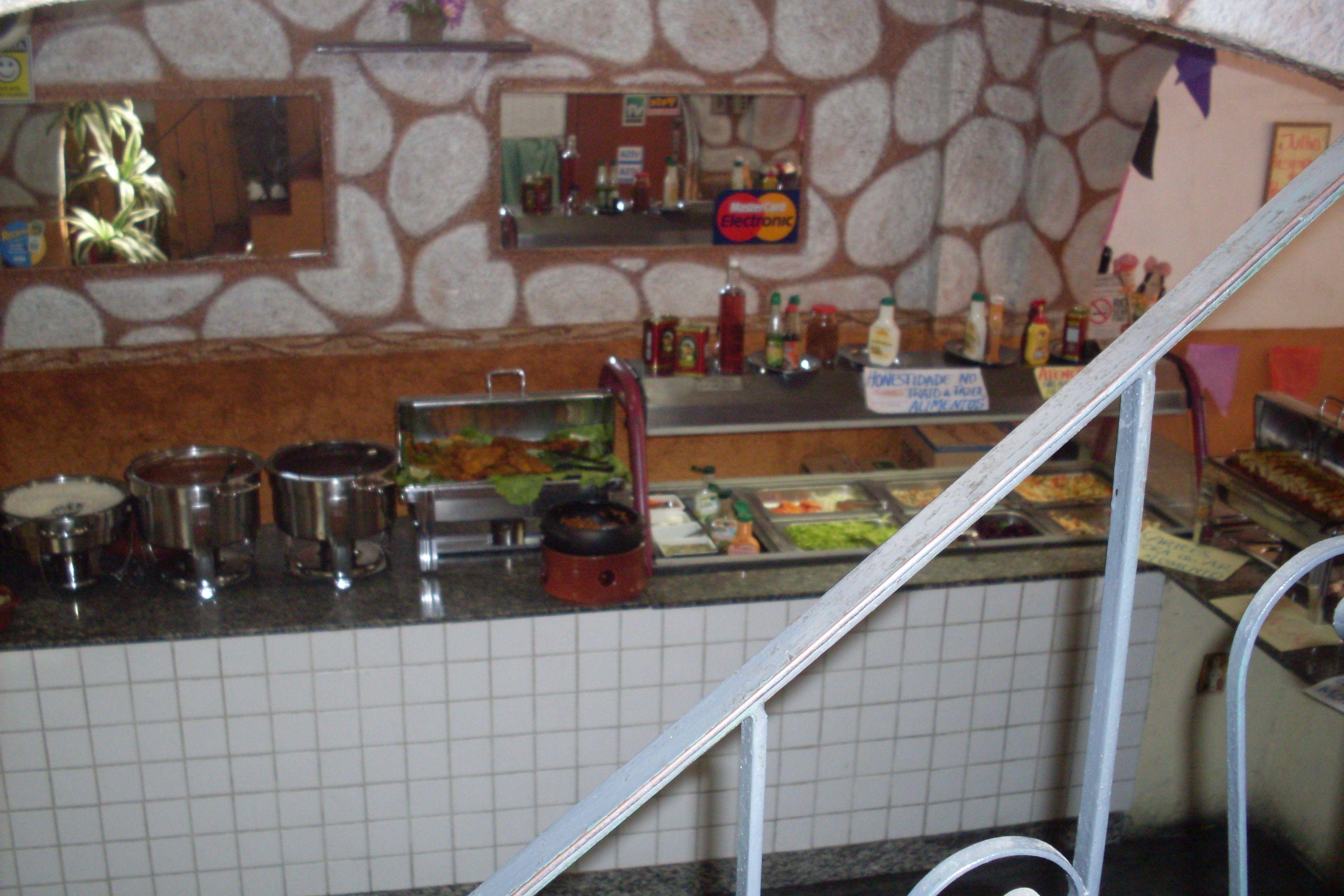 Na zona norte do rio de janeiro, o melhor sabor da comida brasileira.  tel  55 21 92317082