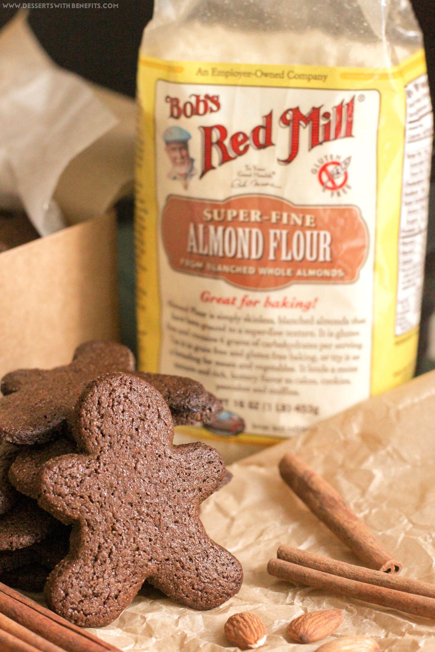 Refined Sugar Free, Vegan, Gluten Free Gingerbread Cookies Recipe