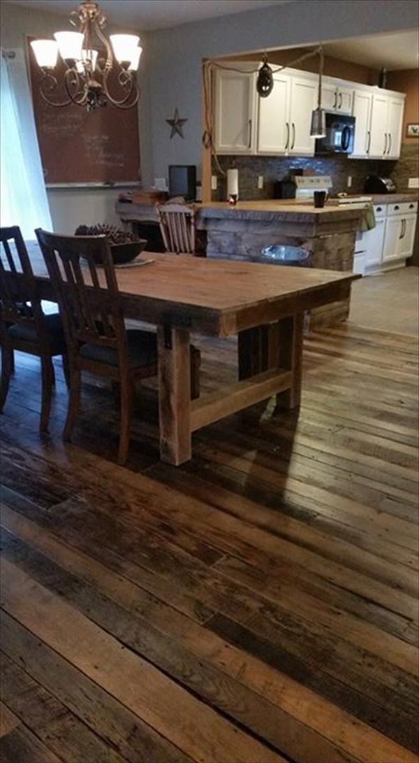 Amazing pallet floors ideas pallet floors pallets and pallet projects amazing pallet floors ideas solutioingenieria Image collections