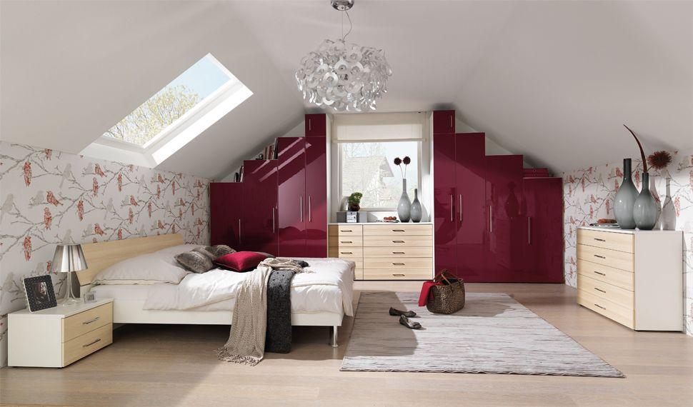 Wellemöbel 5Plus Wohnen, Jugendzimmer, Design