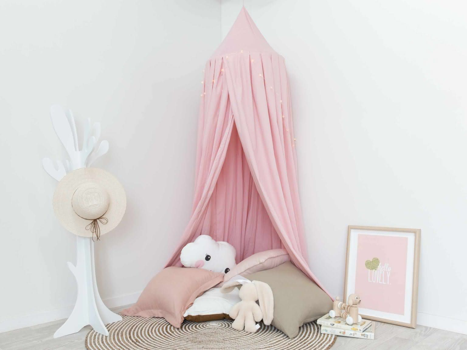 Mia Canopy Clearance Baby Room Paintings Baby Room