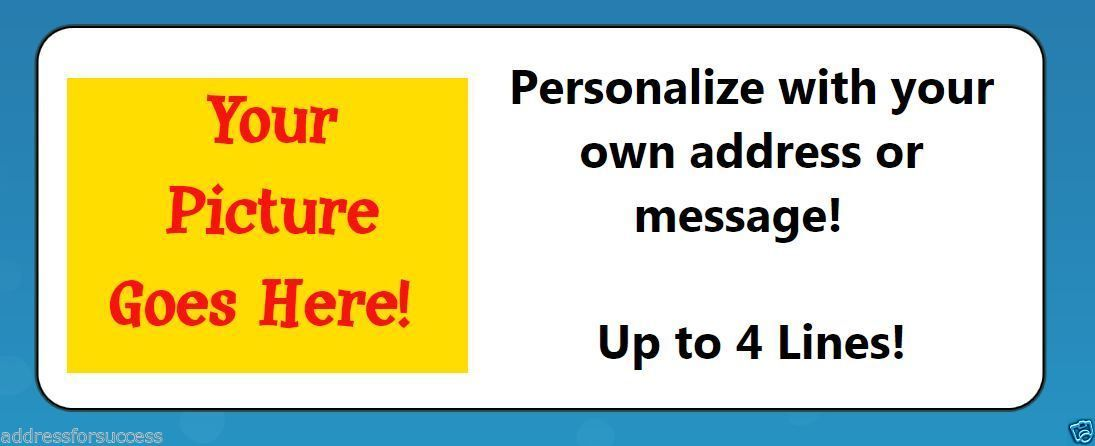 Cool 60 Personalized Create Your Own Return Address Labels Check More At Http