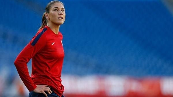 Domestic violence charges reinstated against U.S. women's soccer star Hope Solo  Two counts of domestic violence in the fourth degree were dropped in January following an altercation with the soccer star's half-sister and nephew.  Yesterday, those charges were reinstated.