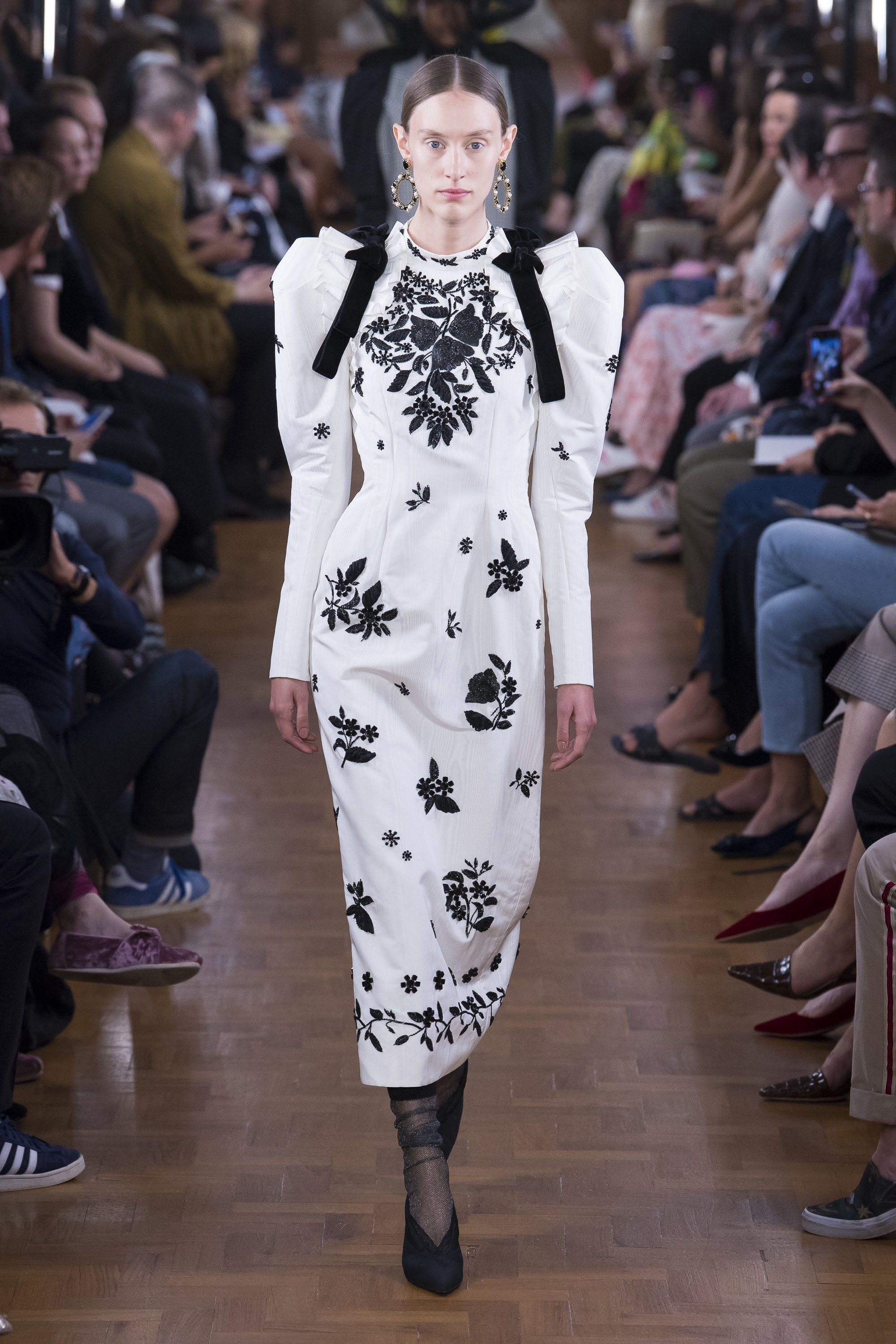 Erdem RTW Spring 2019 Collection at LFW