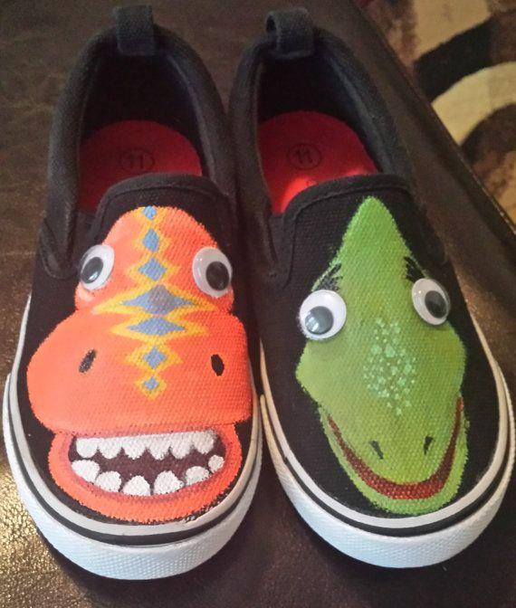 converse kinder dinosaurier