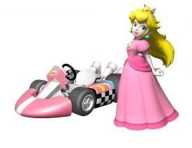 Mario Kart Wii Artwork Including A Massive Selection Of