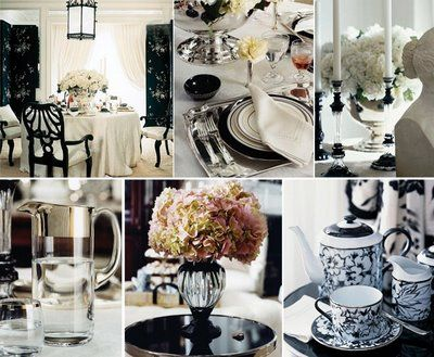 Elegant New Year's Eve Decorations | Glamorous New Year's ...