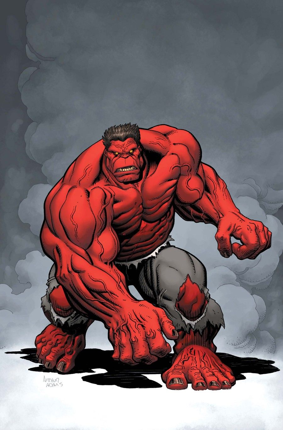 savage rulk | Hulk art, Red hulk, Hulk marvel