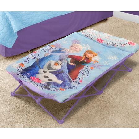 Walmart Disney Frozen On The Go Folding Slumber Set 24 98 Save