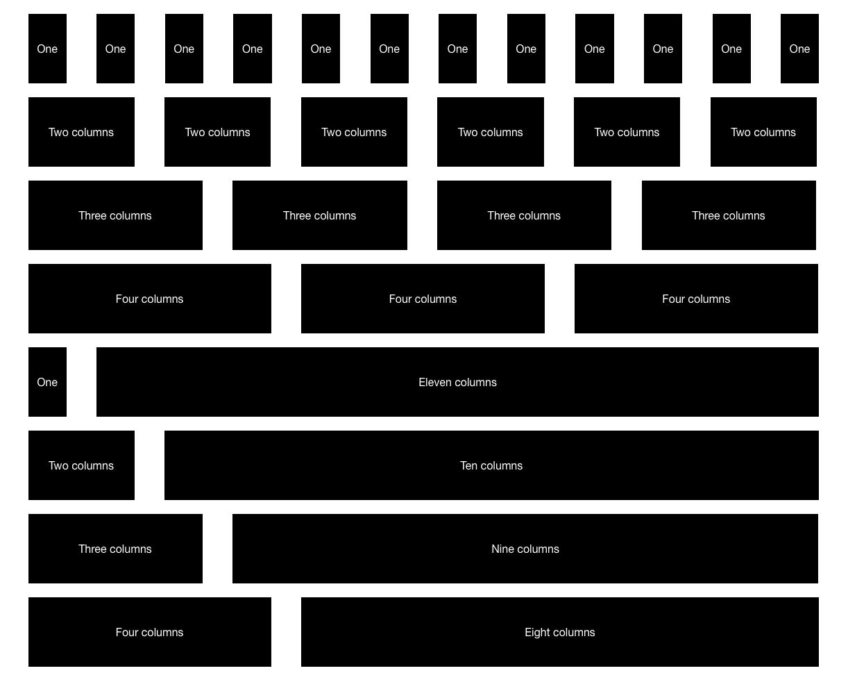 1140 PX Grid Screenshot   Responsive Web Design   Pinterest