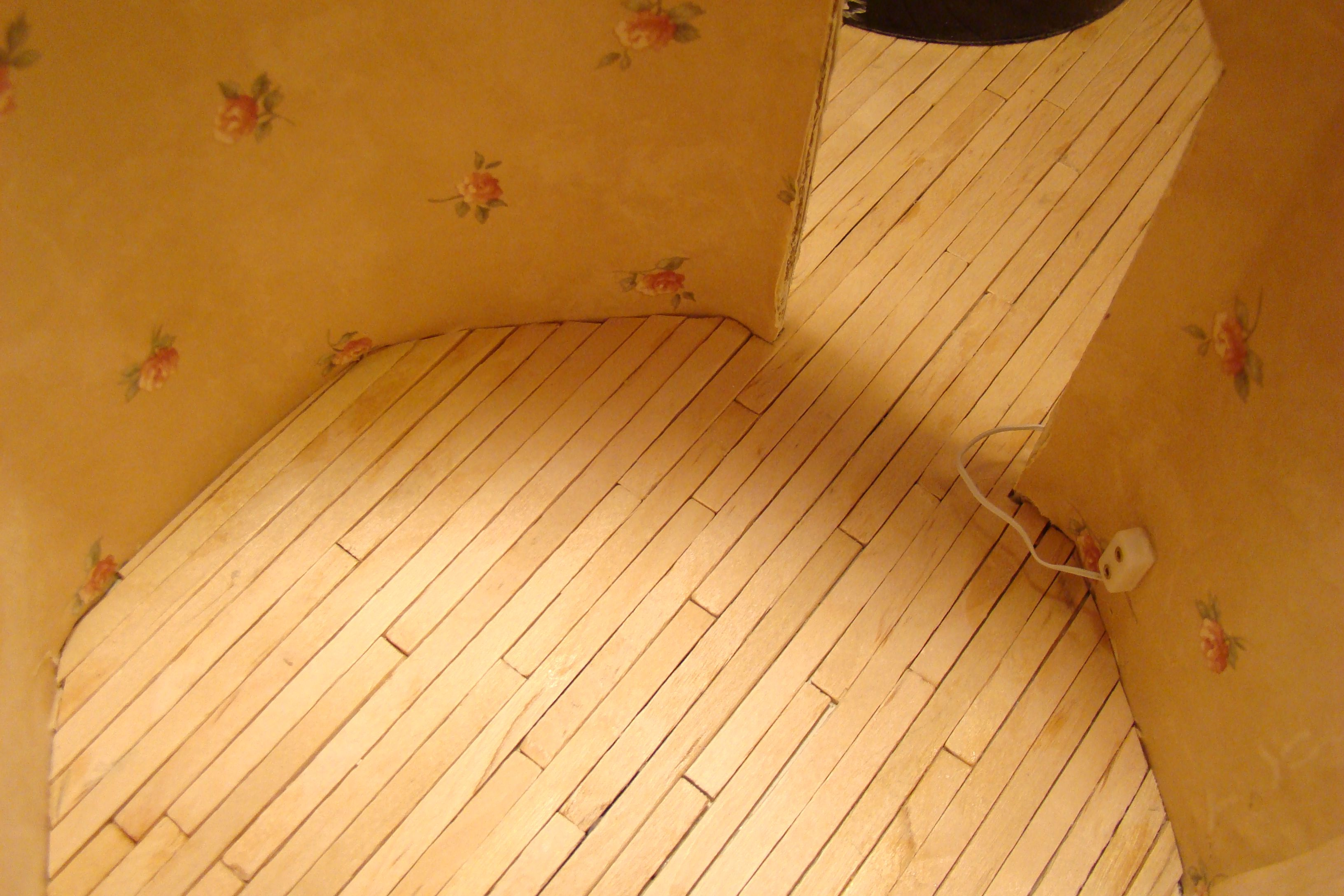finished laying the attic floor boards & finished laying the attic floor boards | Building the Garfield ...