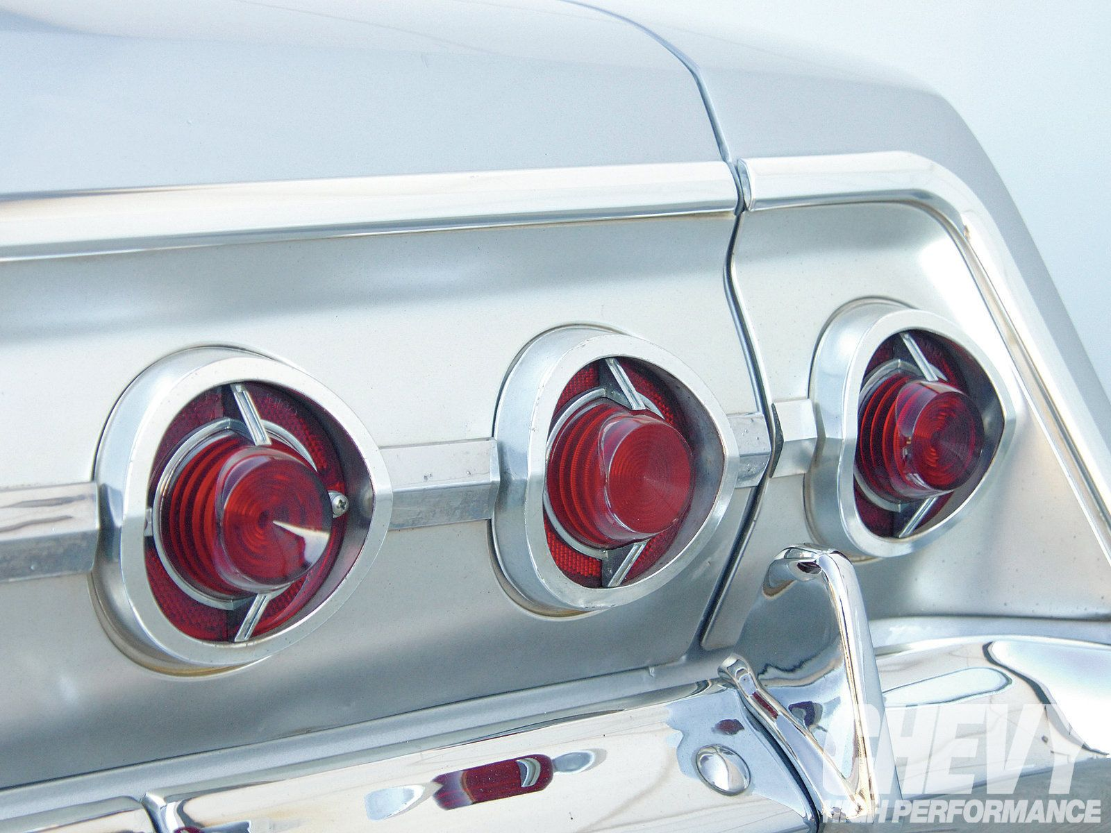 62 Chevy Tail Lights Chevy Chevy Impala Cars Trucks