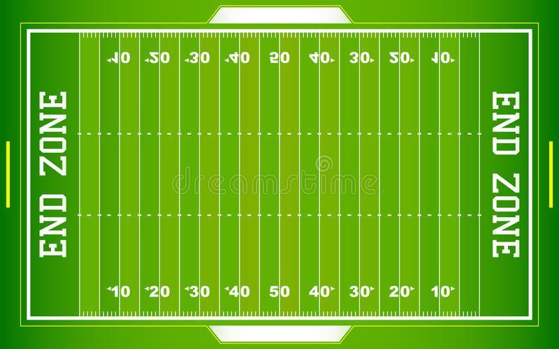 Nfl Football Field Eps An Illustration Of An American Football Field Layout Sponsored Fiel Nfl Football Field Football Field Wall Mount Jewelry Organizer