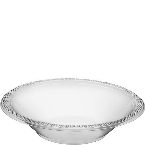 CLEAR Plastic Bowls 20ct  sc 1 st  Pinterest & CLEAR Plastic Bowls 20ct   Good Ideas-this-n-that   Pinterest   Bowls