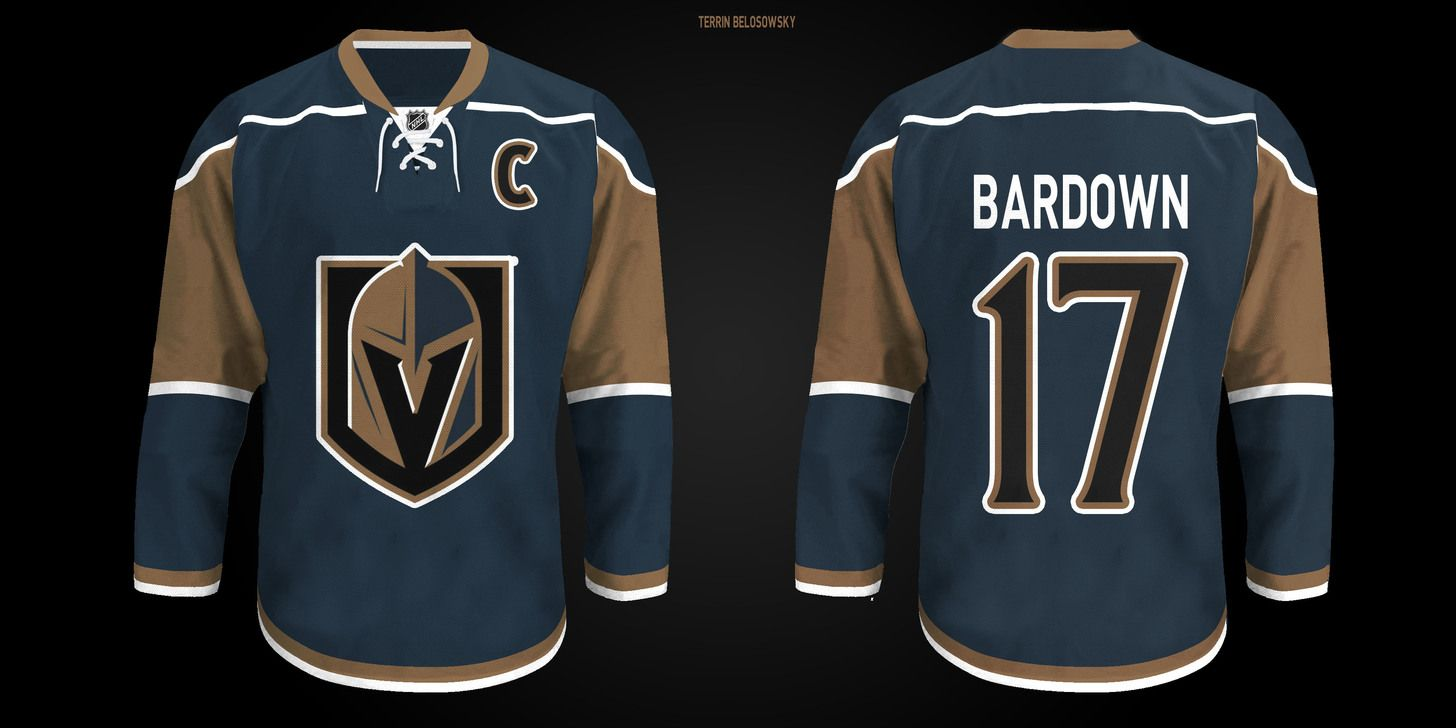 size 40 706c4 ca3ca Vegas Golden Knights Concept | Hockey Jerseys | Vegas golden ...