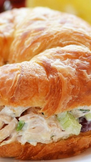 Chicken Salad Croissant Sandwiches Sandwiches Wraps More Ii