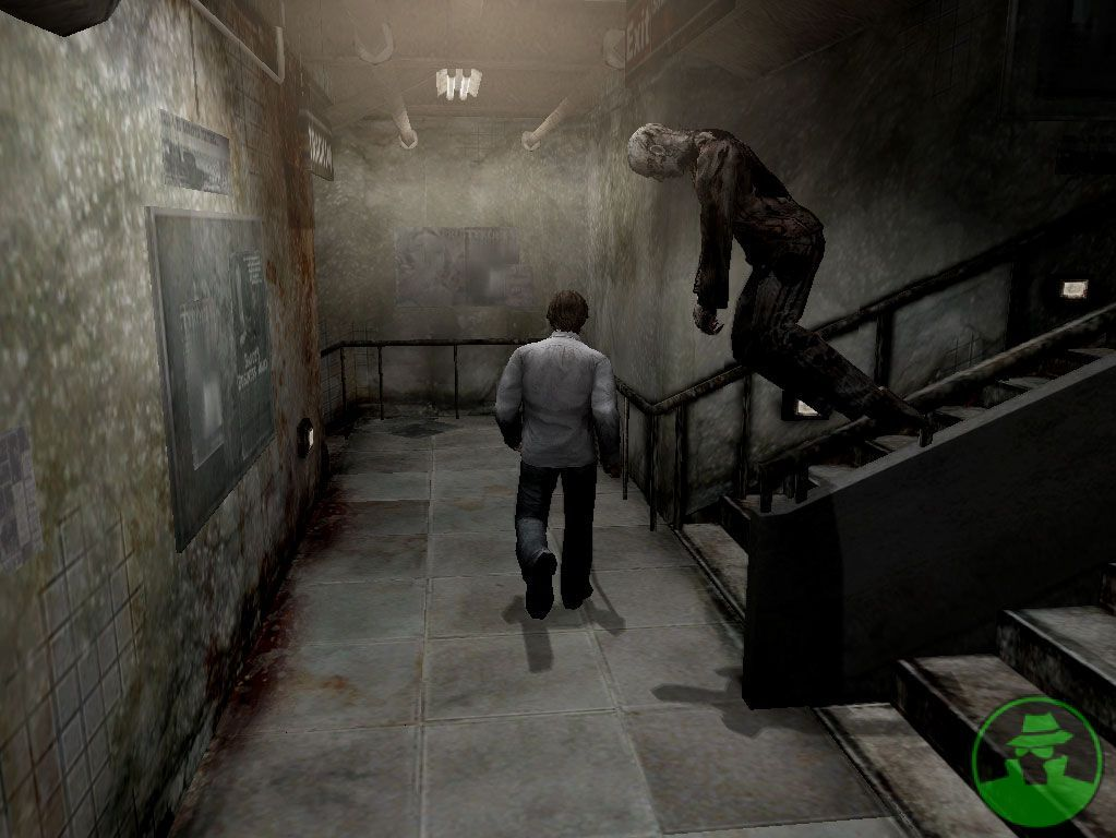 Silent Hill 4 The Room Silent Hill Silent Hill Game Silent