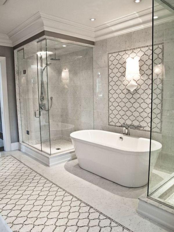 50 Badezimmergestaltung Ideen für Ihre innere Balance Pinterest