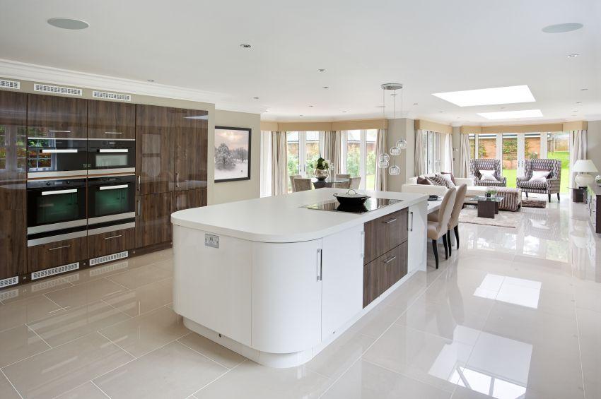 90 Different Kitchen Island Ideas And Designs Photos Modern Kitchen Island Design Types Of Kitchen Flooring Luxury Kitchen Island