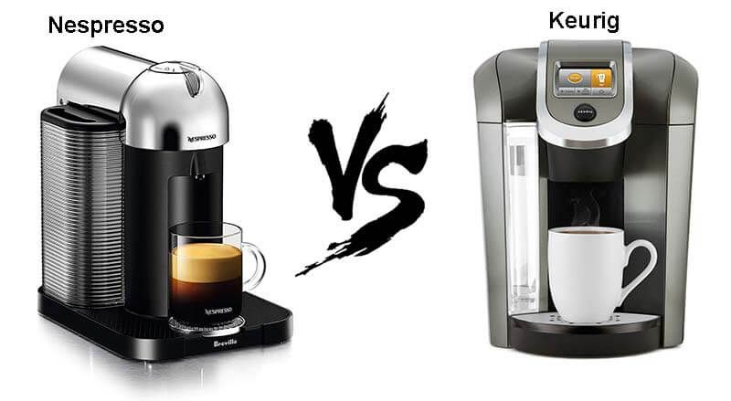 Nespresso Vs Keurig Best Keurig Coffee Makers Reviews Coffee