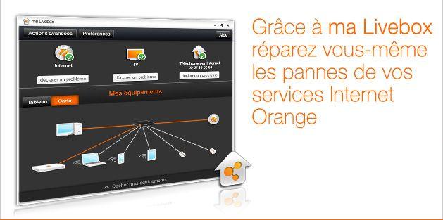 ma livebox logiciels gratuits orange idees pour la maison pinterest orange company. Black Bedroom Furniture Sets. Home Design Ideas
