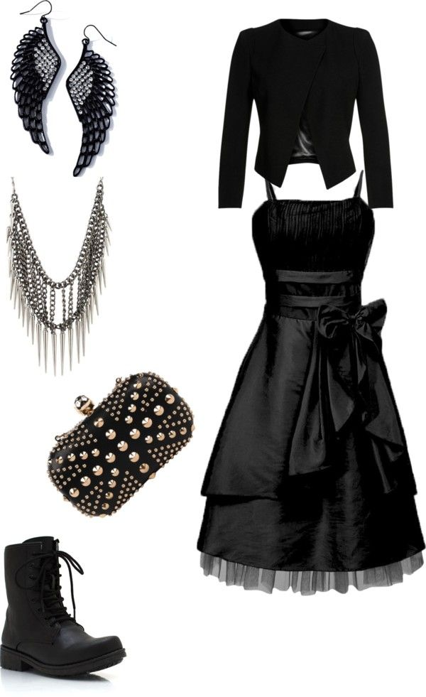 """""""prom night"""" by amybrucezombie ❤ liked on Polyvore"""
