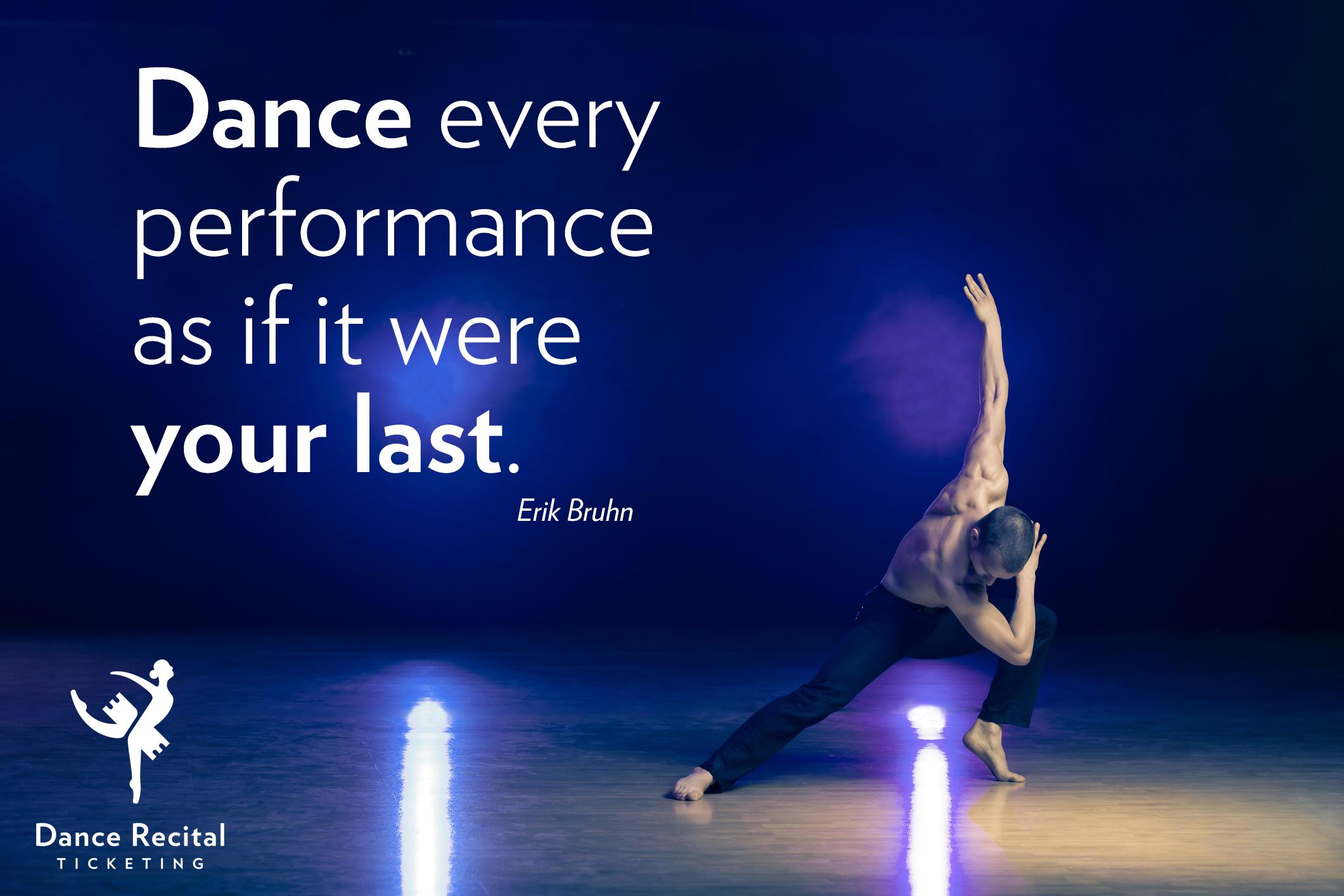 The Effort You Put Into Your Dance Will Show Give It Your All Dancer Dancemotivation Dancestudio Ballet Art Mond Dance Motivation Dance Recital Tickets
