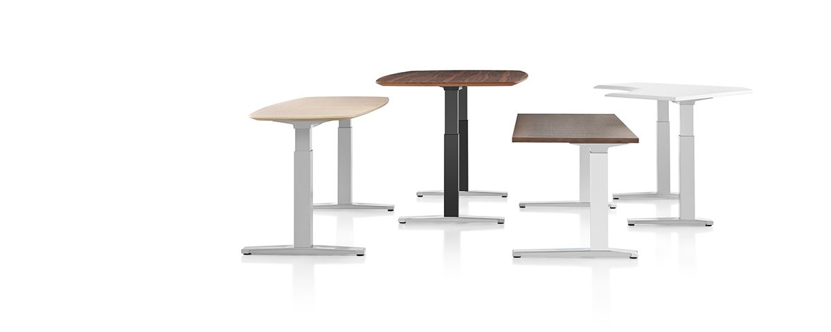 Herman Miller Renew SittoStand legs could be cool to buy some