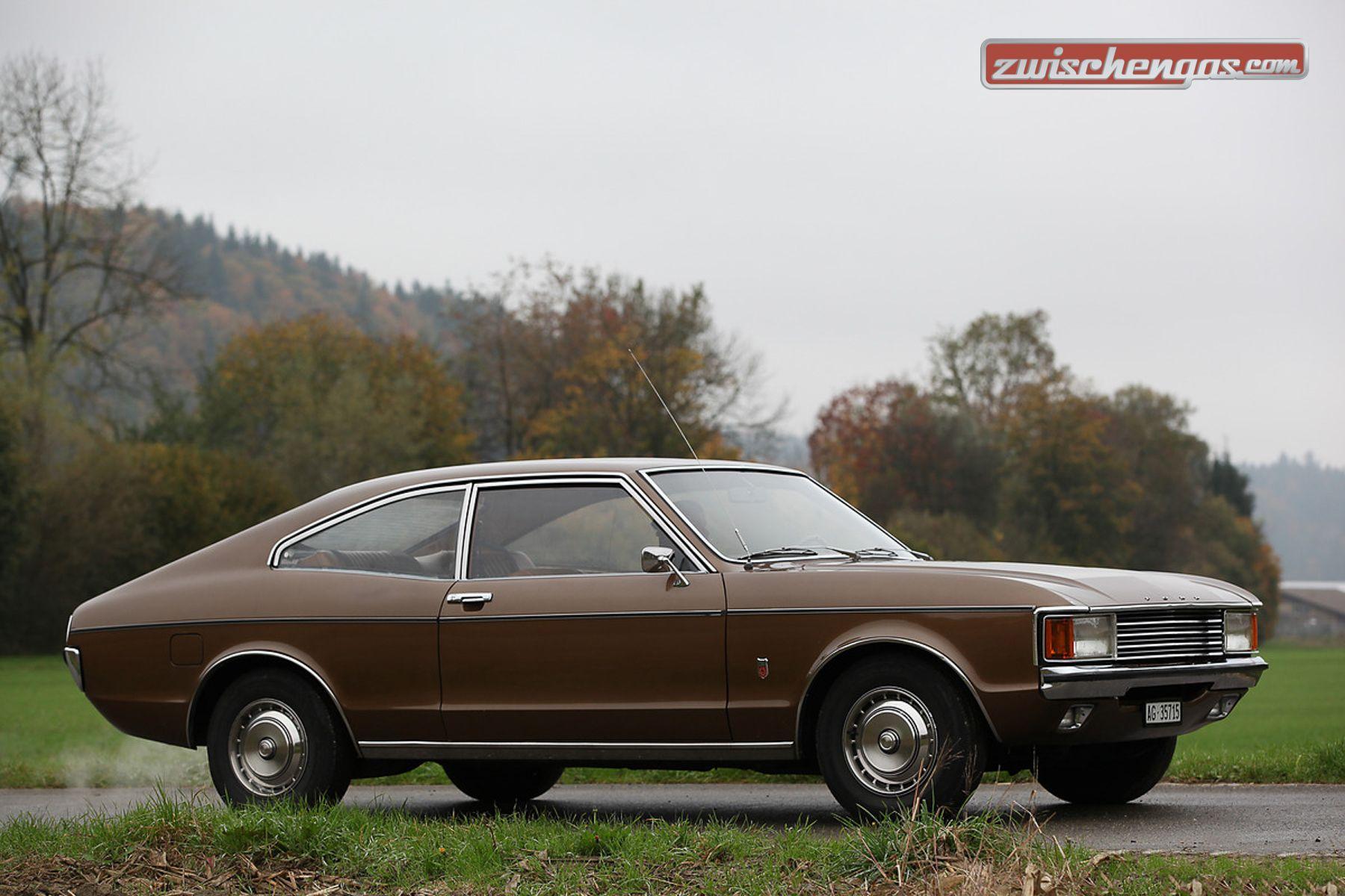 Reisen Im Huftschwung Granada 40 Jahre Ford Granada Consul
