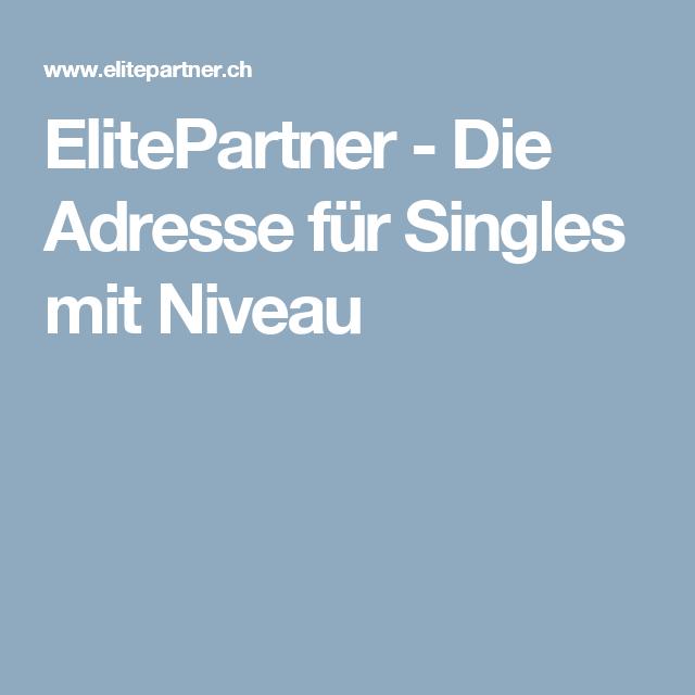 ElitePartner - Die Adresse für Singles mit Niveau | Single