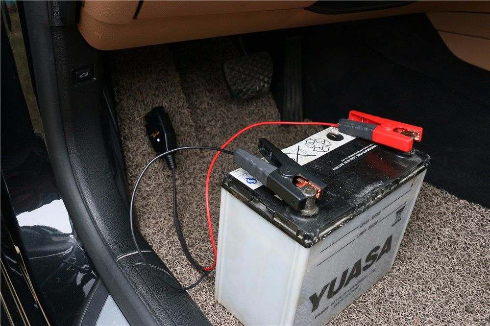 Professional Universal OBD2 Automotive Battery replacement