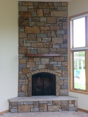 Minneapolis Interior Fireplaces With Images Fireplace