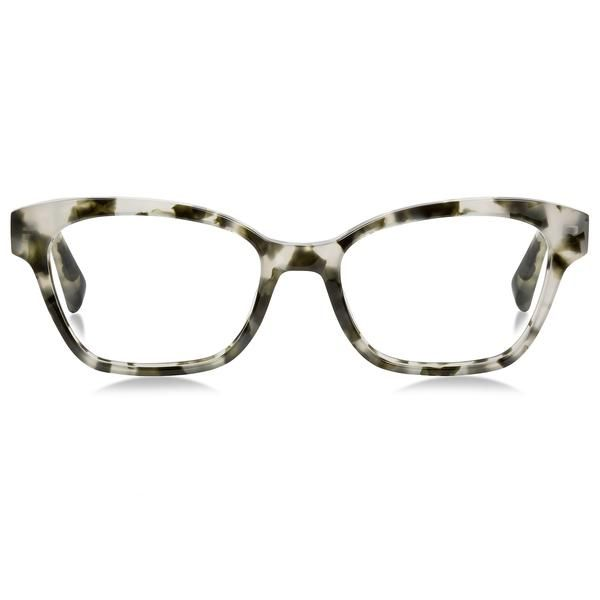 89351afc390 Valerie   Clear Tort Cat Eye Frames