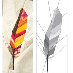 Contour Feather, pdf download, free