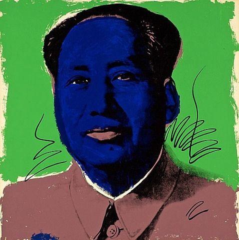 Andy Warhol: Mao 90