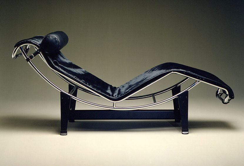 Pin On The Le Corbusier Lc4 Chaise Lounge