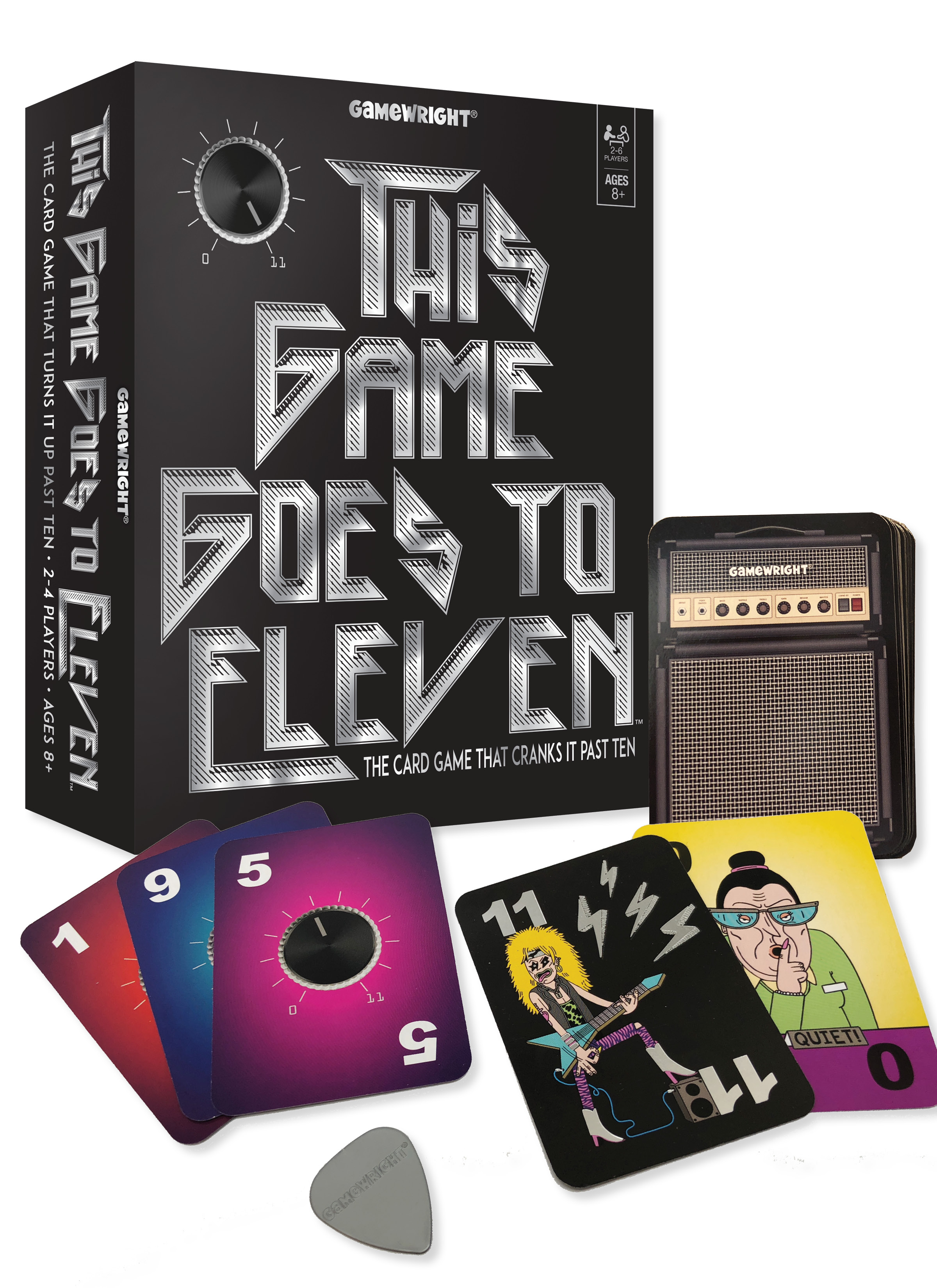 This Game Goes to Eleven Card games, Games, Deck of cards
