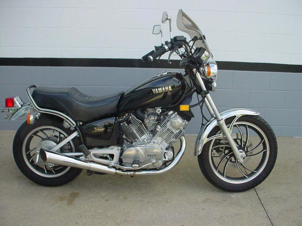 1980 Yamaha Virago 750