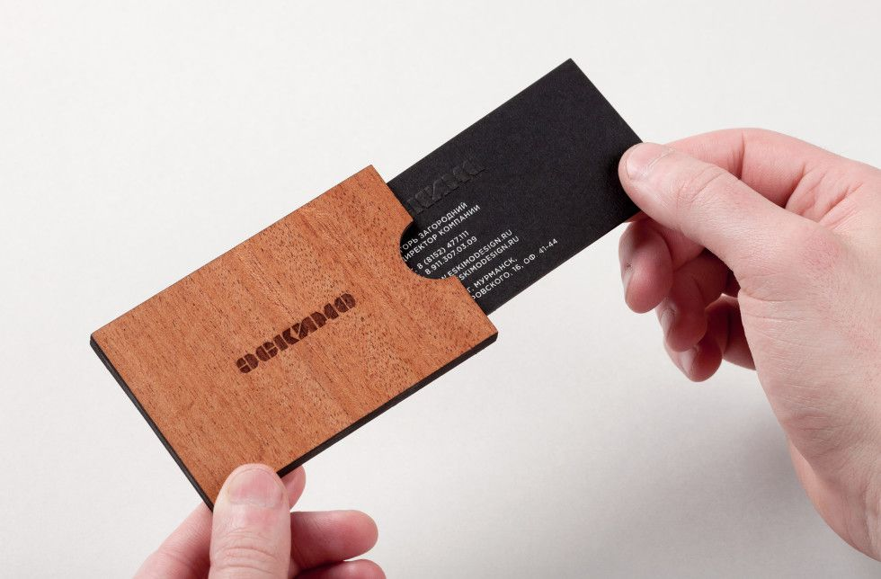Business Card Holder Buch Leder Zusammen Mit Cool Business