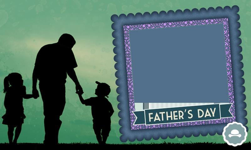 Pin By Vipin Gupta On Happy Fathers Day Fathers Day Frames Happy Fathers Day Father S Day Stickers